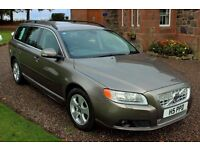 Volvo V70 Diesel, 2010, exceptionally well cared for car