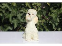 Vintage Sylvac Dog Figurine Poodle 2962 Slyvac Vintage Sylvac Dog Figurine Poodle 2962 Slyvac