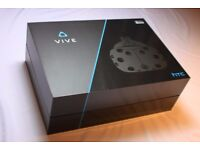 HTC Vive ( New, Barely used) PC Virtual Reality headset