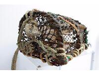 Vintage Lobster Net