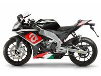 Aprilia rs4 125 Heavily damaged