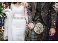Pronovias Orville Wedding Dress size 8