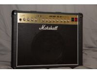 Marshall JCM 2000 DSL 401 Amplifier (mint condition).