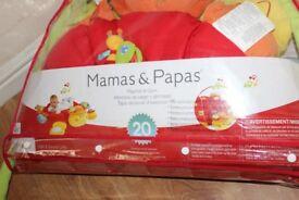 MAMAS AND PAPAS PLAYMAT AND GYM