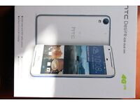 HTC desire 628 Dual sim mobile phone, unused, new and in the box. 32 gb.