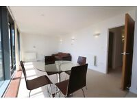 9th floor TWO bedroom TWO bathroom flat in NEUTRON TOWER, E14, GYM, BALCONY, AVAILABLE NOW