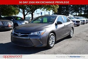 2015 Toyota Camry LE, ACCIDENT FREE, CLEAN CAR