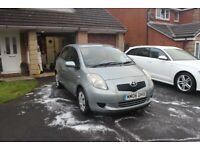 Toyota, YARIS, Hatchback, 2006, Manual, 996 (cc), 5 doors