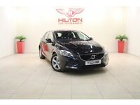 Volvo V40 1.6 D2 ES 5dr (start/stop) (black) 2013