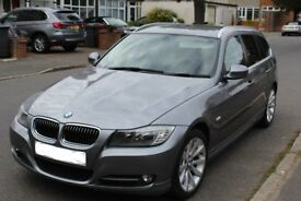 BMW 2012 318D EXCLUSIVE EDITION DIESEL ESTATE FSH, IMMACULATE CONDITION £30 ROAD £6295 ono