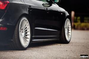 """$1099 (Tax-In)– NEW Authentic 19"""" Rotiform IND-T (5x112)- Audi A4/ A5/ T Coupe/ A6/  A7/ VW/ Mercedes"""