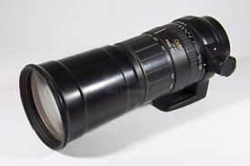 Sigma 170-500mm f5-6.3 APO Lens for Sony