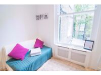 Self contained studio SHORT LET W KENSINGTON £450 all bills included