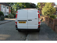 Mercedes Vito Medium Wheel Base (Sheet of ply fits properly)