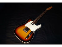 Fender Telecaster MIJ 62 Reissue with Lindy Fralin pickups
