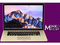 "15"" RETINA CORE i7 Apple MacBook Pro 2.3Ghz 8GB 250GB SSD LOGIC PRO CUBASE REASON ABLETON FL STUDIO"