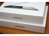 "£750+ NEW LATEST Sealed Macbook 2017 UK touchbar pro air 512gb 256gb 128gb 13"" 15"" 15inch 3.6ghz"