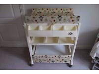 Baby changing unit with bath *CHEAP* Good Condition*