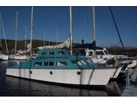 Spacious Classic Oceanic Catamaran - Boat - Yacht - Live Aboard