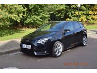 LHD 2014 FORD FOCUS ST 250PS LEFT HAND DRIVE IN LONDON