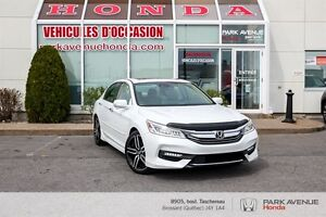 2016 Honda Accord Touring* Cuir* Navigation*Toit ouvrant*
