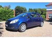 VAUXHALL CORSA 1.3 DIESEL ECOFLEX FOR SALE