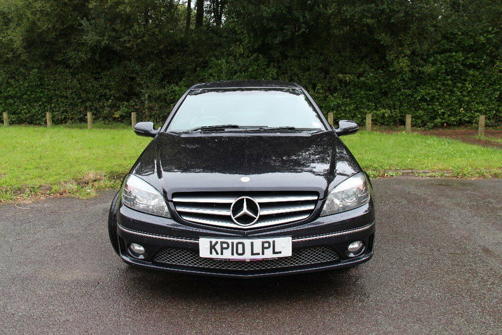 mercedes benz clc class 2 1 clc 200 cdi sport manual 2dr full service history mot until sept. Black Bedroom Furniture Sets. Home Design Ideas