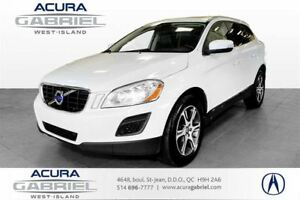 2012 Volvo XC60 T6 AWD CUIR+BLUETOOTH+TOIT PANORAMIC+++