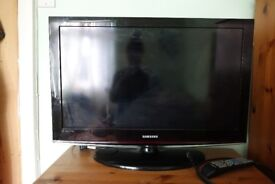 32 INCH SAMSUNG T.V IN PERFECT CONDITION