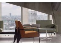 Office space to let for any choice! Central London. On offer: space per desk £350; floor 1384sq f