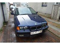 BMW 318TDS e36 compact