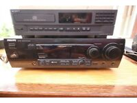 sony compact disc player cdp m12