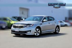 2012 Kia Optima HYBRID Leather interior - Heated seats - Reverse