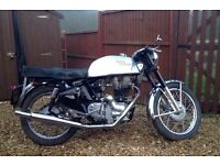 Royal Enfield Bullet Clubman S - 2007 - Low Mileage!
