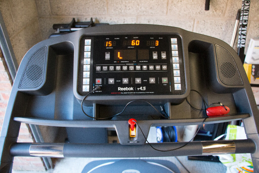 **SOLD** Reebok T4.5 Treadmill
