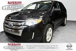 2013 Ford Edge SEL AWD AUCUN ACCIDENT, UN PROPRIO, 2 SET DE PNEU