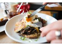 May 2018 - Up to 35 Hours - Chef de partie - Brighton North Laine