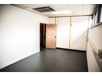 Studio B: Artist studio / Creative studio / Workshop / East London / Hackney