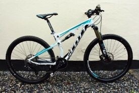 Ladies women's mountain bike SCOTT Contessa Spark 700 Full Suspension Mountain Bike