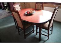 Dining Room Furniture. Ex Ikea. Surplus to requirements.