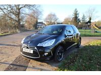 Citroen DS3 1.6 e-HDi Airdream DSport Plus 3dr - Very high specification, FCSH