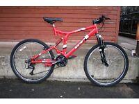 Rare GT iDrive 6.0 Gents Mountain Bike
