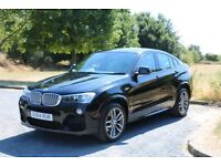 BMW X4 LOW MILEAGE *** IMMACULATE CONDITION