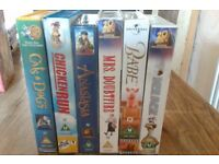 7 x great childrens/family movies