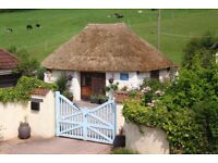 Single person seaside cottage