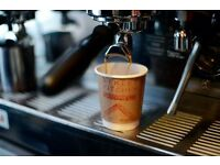 Super Star Head Barista wanted for Hottest coffee destination in London