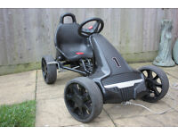 PUKY Formula One Pedal Go Kart, suitable for 4-8 years