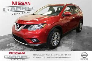 2014 Nissan Rogue SL AWD SL / ONE OWNER / 8TIRES / NAVIGATION /
