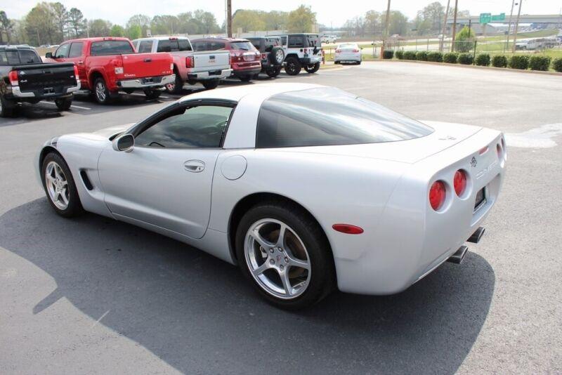 Image 5 Coche Americano usado Chevrolet Corvette 2003