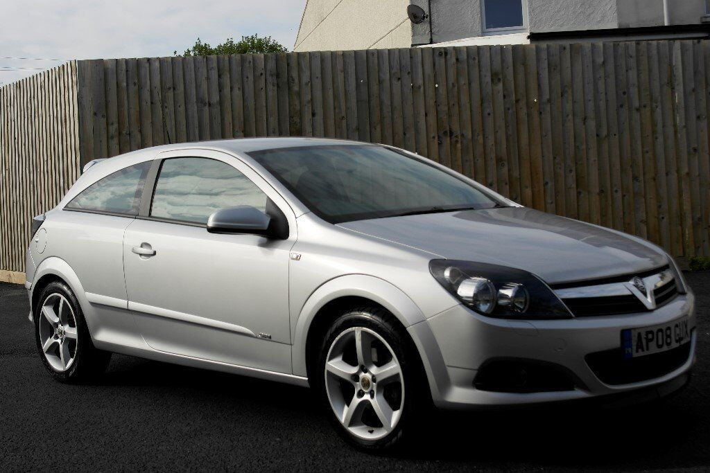 vauxhall astra sri 1.8 2008 ( excellent conditin only 74062 miles)